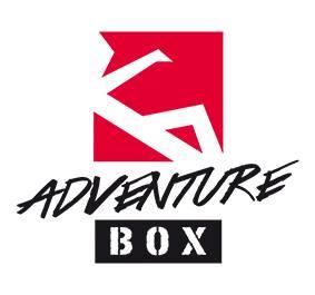 ADVENTURE-BOX- SPELEO BOX Le Spéléo BOX c'est ADVENTURE BOX !